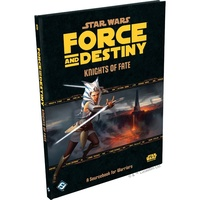 Star Wars: Force and Destiny RPG - Knights of Fate