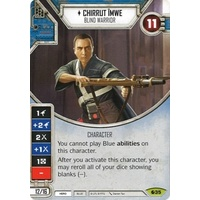 Chirrut Imwe: Blind Warrior - Spirit of Rebellion (w/ Die #35)