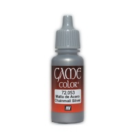 Vallejo Game Colour Chainmail Silver 17 ml 72053