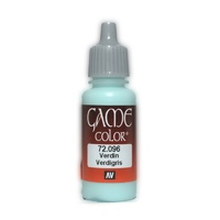 Vallejo Game Colour Verdigris 17 ml 72096