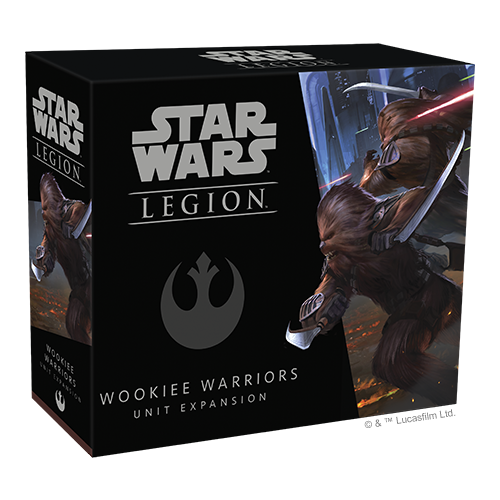 Star Wars - Legion: Wookie Warriors Expansion