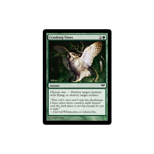 Crushing Vines FOIL - DKA