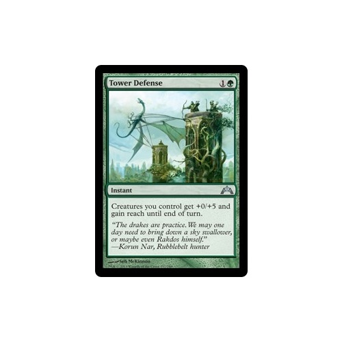 Tower Defense FOIL - GTC