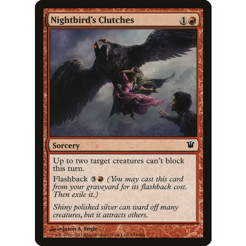 Nightbird's Clutches - ISD