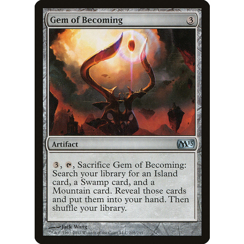 Gem of Becoming - M13