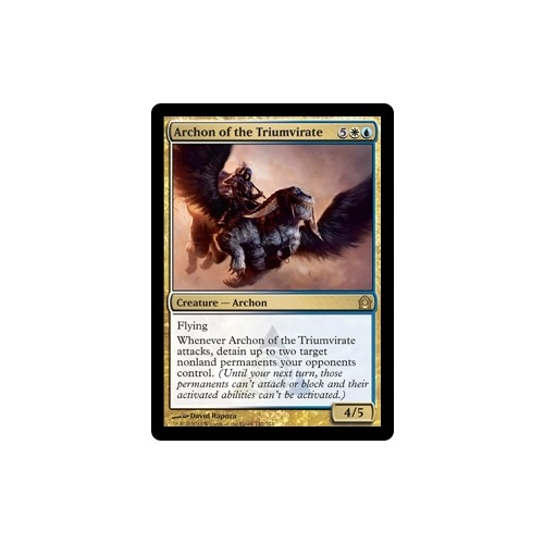 Archon of the Triumvirate FOIL - RTR
