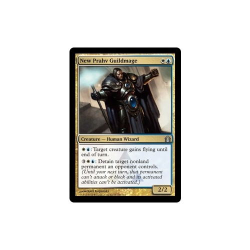 New Prahv Guildmage FOIL - RTR