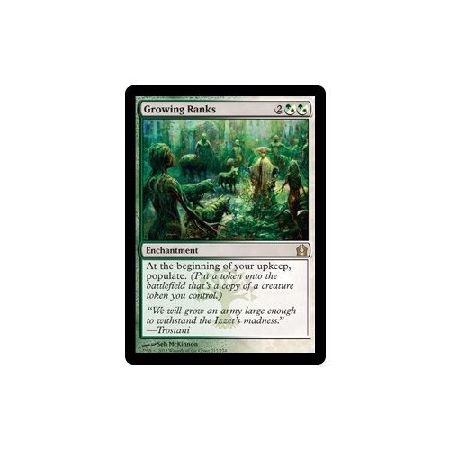 Growing Ranks FOIL - RTR